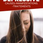 Humeur dépressive: causes-manifestations-traitements