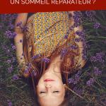 Dormir sur le dos : la meilleure position pour un sommeil réparateur ?