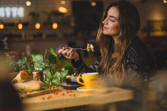 connexion plus profonde avec l'assiette