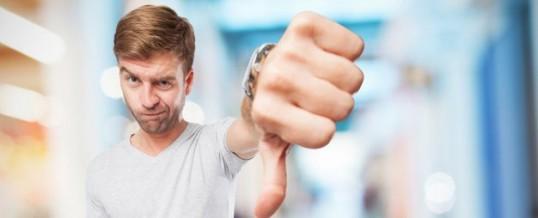 Insatisfaction chronique : l'un des plus grands maux du 21e siècle