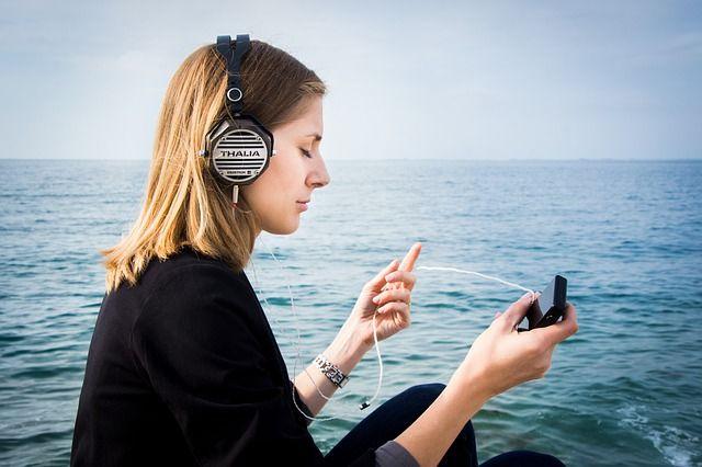 posture d'écoute