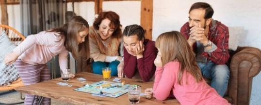 Jeux à faire en famille : quelques idées sur les activités à faire quand on s'ennuie