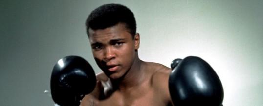 Quatre conseils de Mohamed Ali pour devenir plus fort