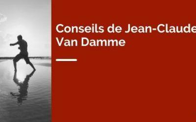 Cinq conseils de Jean-Claude Van Damme pour réussir ses projets