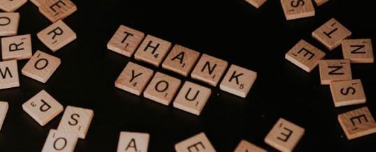 Savoir dire merci: apprendre et y parvenir pour se sentir mieux
