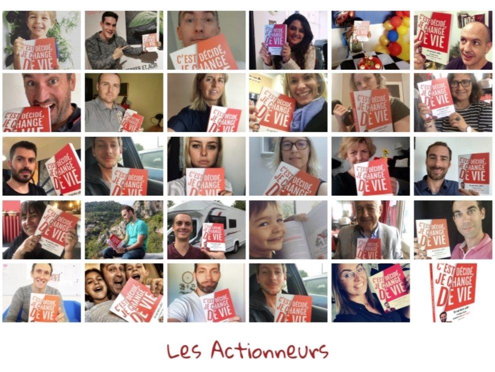 Le mouvement des Actionneurs