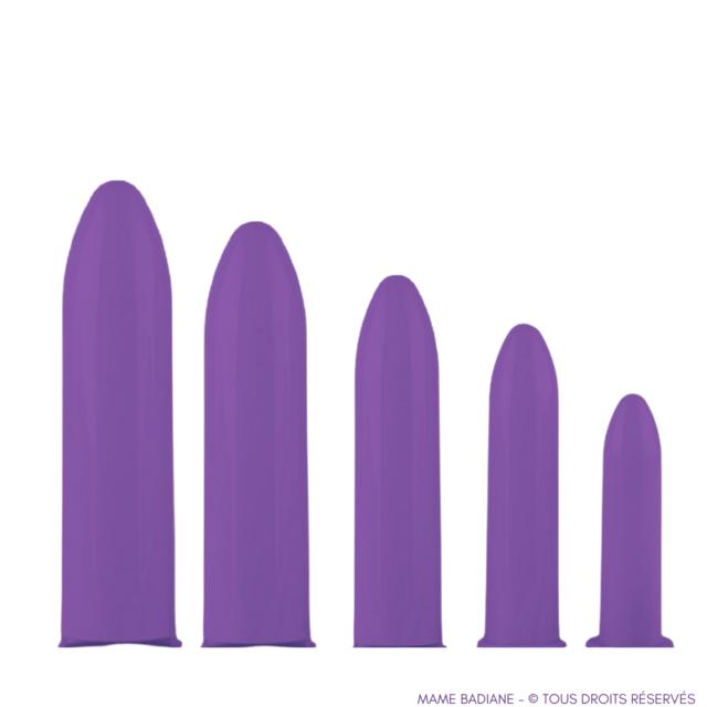 dilatateurs vaginaux